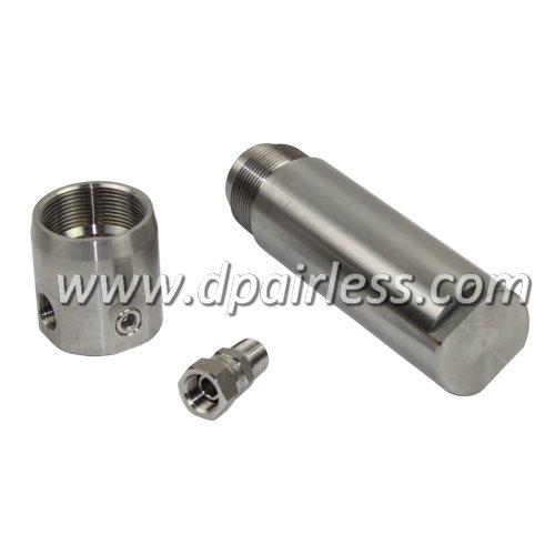 DP-K30PM Pump Manifold Disassembled