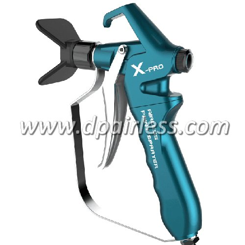 X-550 X-650 High Quality Airless Spray Gun 350bar 500bar