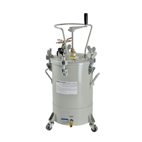 DP-20MX 20L Hand mix paint tank with bottom outlet