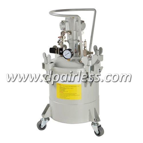 Paint Tank/Pressure Pot VS Airless Paint Sprayer