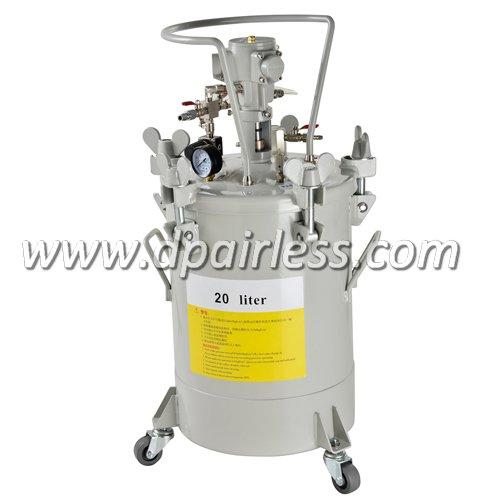 DP-6612A pressure pot with Air Agitator 20L
