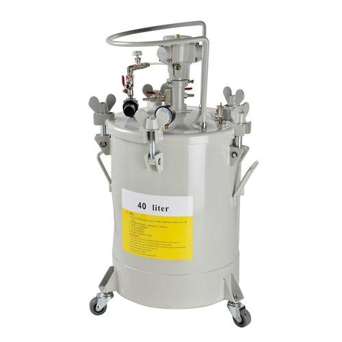 DP-6612H Paint Pressure Tank with Manual Agitator