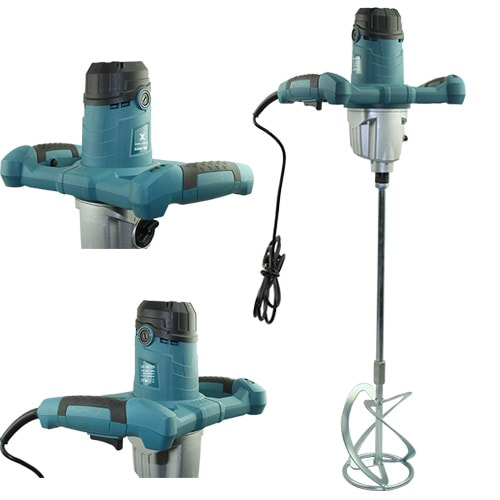 heavy duty 1600w paint mixer tool