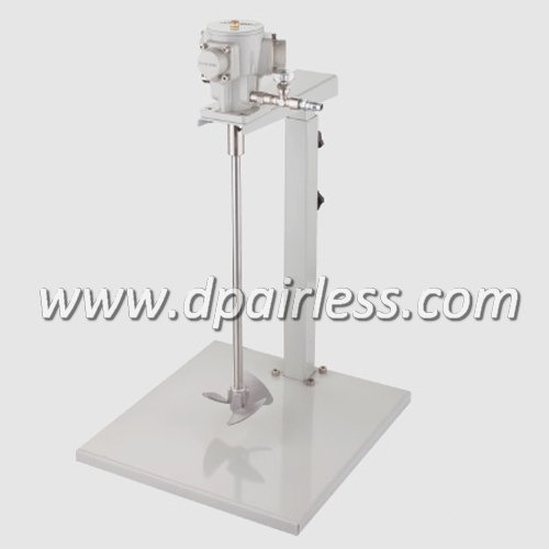 DP-22-41 Lift Type Pneumatic Mixer