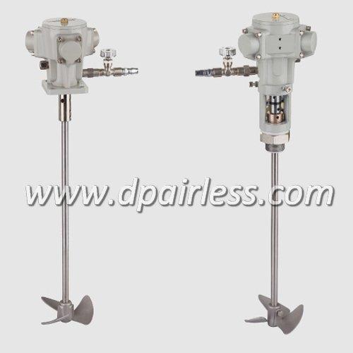 DP-22-61 DP-22-62 Fluid Agitator Pneumatic Mixer