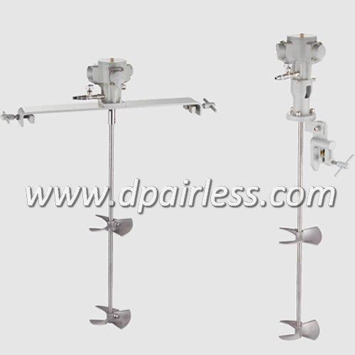 DP-22-71 DP-22-72 Clamped Type Pneumatic Mixer