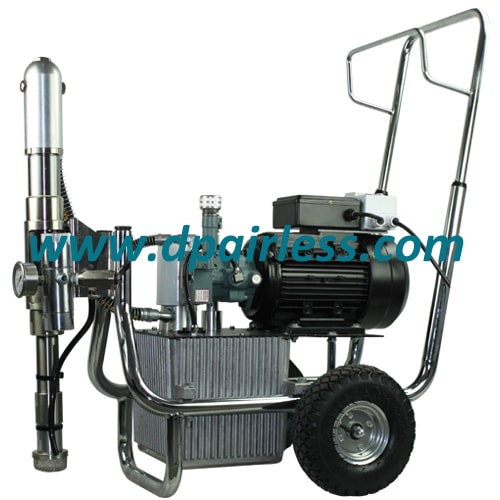 DP-9800E Electric Hydraulic Driven Airless Paint Sprayer
