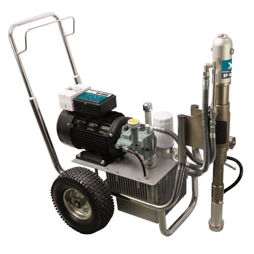 DP-9800E 10L/min Professional Airless Painting Pump