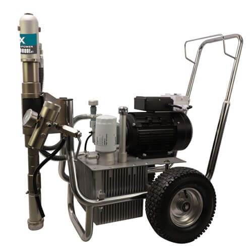 DP-9800E DP-9800G Hydraulic Driven Airless Paint Sprayer