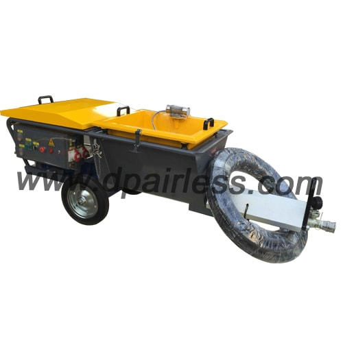 DP-N9 EPS Mixture Cement Sprayer, Air Concrete Sprayer, Foam Concrete Spray Machine