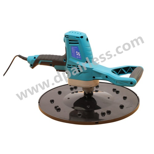 DP-WP01 Electric Wall Polisher, Wet Cement / Plaster Smoothing Machine