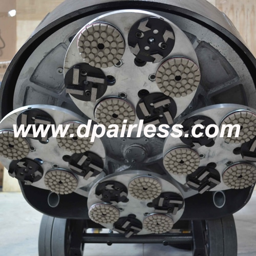 Diamond Set for DP-G800E Grinding Machine