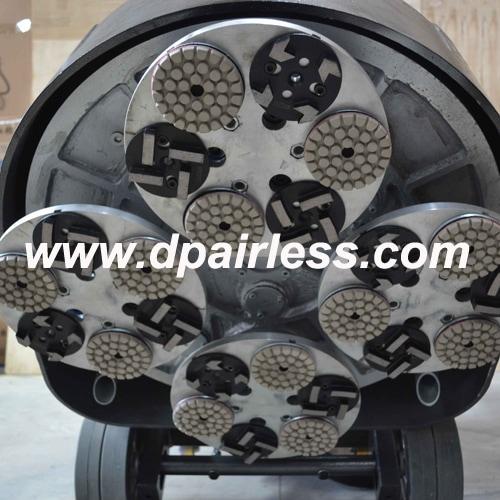 Diamond Set for DP-G800E Grinding Machine