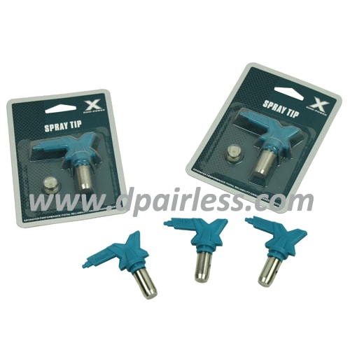 DP-XT Reversible Airless Spray Tip, Tip Gasket & Tip Guard Combo Kit
