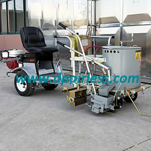 DP-3200LB Ride-on Thermoplastic Line Striper / Ride-on Thermoplastic Line Marking Machine / Line Booster