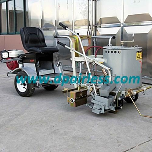 DP-3200LB Ride-on Thermoplastic Line Striper / Ride-on Thermoplastic Line Marking Machine / Line Booster