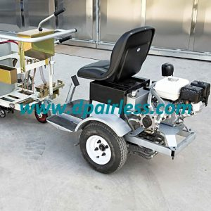 DP-3200LB Ride-on Thermoplastic Line Stiper, Line Driving Booster Marking Machine