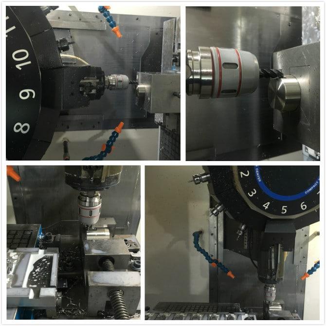1 production en usine
