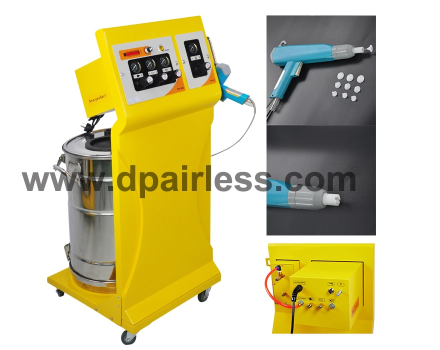 DP-EP960 HOT Electrostatic Powder Coating Equipment for Metal Surface Finishing