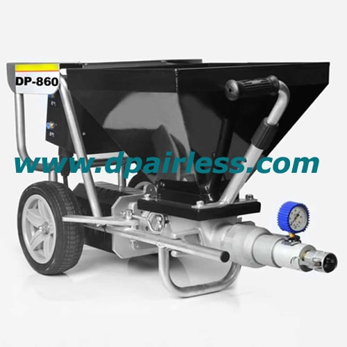 DP-860 Textured Plaster Sprayer