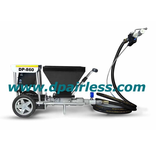 DP-860 Putty/Plaster/Texture/Cement/Gypsum Sprayer