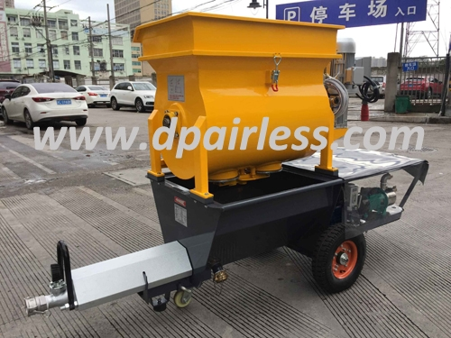 DP-N9 Foam Concrete Spray Machine