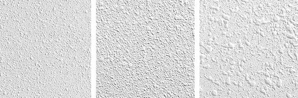 Orange Peel / splatter / eggshell