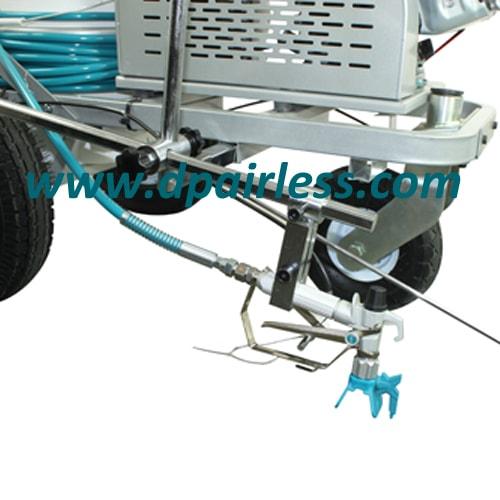 High Quality X450 Airless Spray Gun for DP-980L Road Line Marking Machine