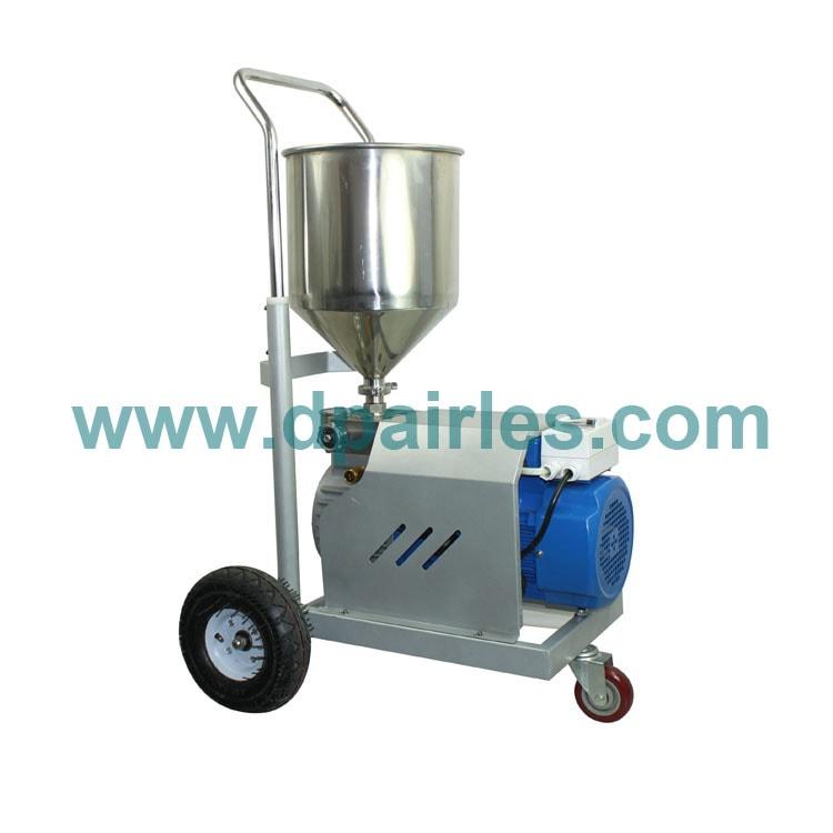 DP-7000V Professionnel robuste Airless Pompe à diaphragme pour pulvérisateur de peinture 7.0 L / min