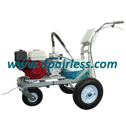DP-980L Airless Line Striper Membrane Pump
