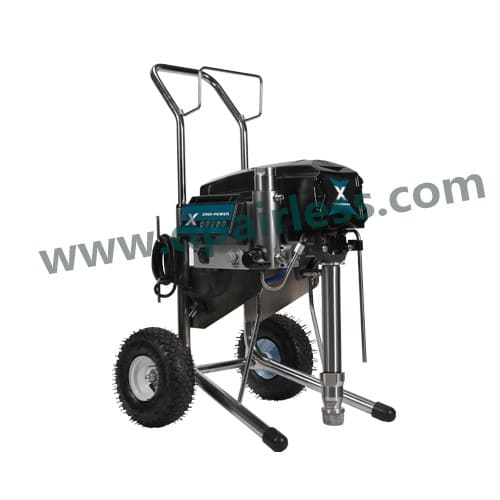 X52L Electric Airless Paint Sprayer with 2.4KW Brushless motor for heavy coating