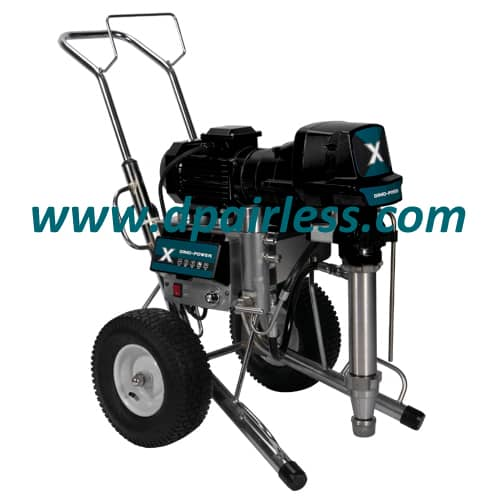 X80 X80L Electric Airless Texture Sprayer, Putty Sprayer