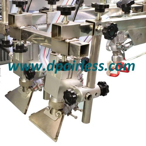 Glass Bead Dispenser for DP-LC880 Hydraulic Airless Line Striper
