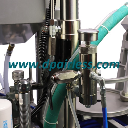 Hydraulic Pump System for for DP-LC880 Hydraulic Airless Line Striper