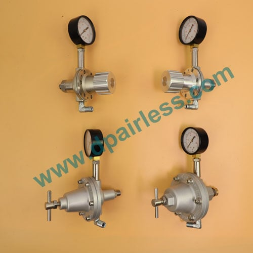 fluid pressure regulator