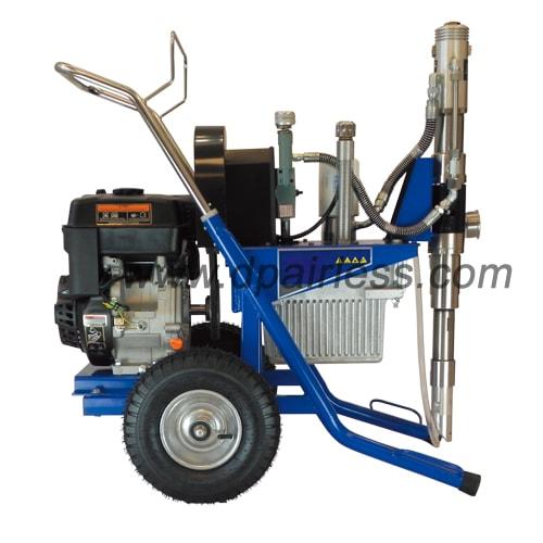 DP-9600GL hydraulic airless paint sprayer