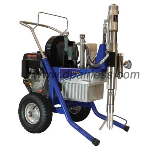 DP-9600GL Gasoline Engine Belt Driven Hydraulic Airless Paint Sprayer