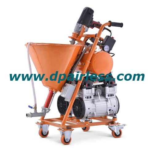 DP-N880 Water-proofing/Fire-proofing Coating Spraying Machine