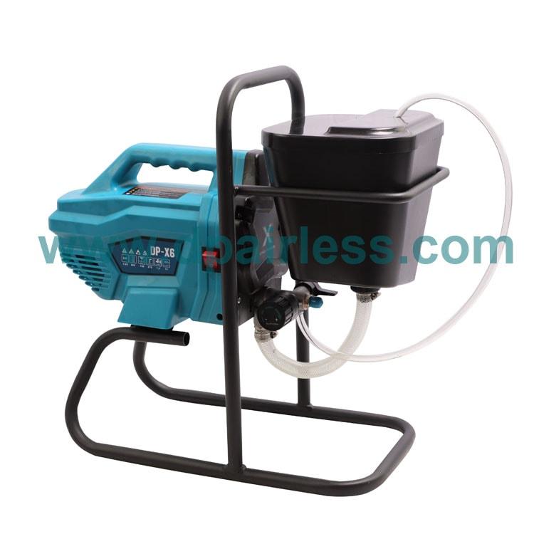 DP-X6V portable airless piston pump