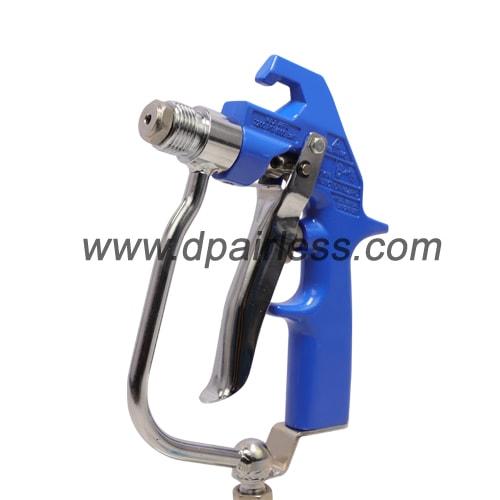 DP-6376G heavy duty 500bar spray gun for putty texture spraying-2