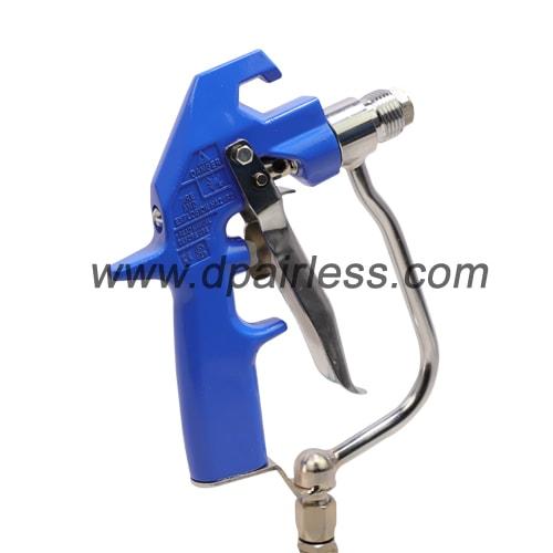 DP-6376G Pistolet de pulvérisation robuste 500 bars pour pulvérisation de texture de mastic-2