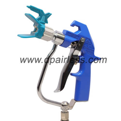 High Pressure 500 Bar airless spray gun