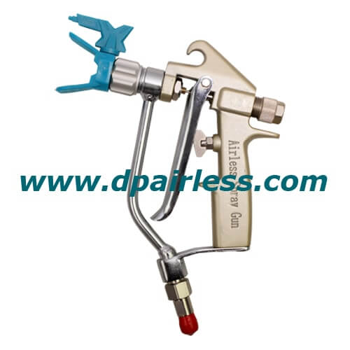 DP-6378(SPQ911) High Pressure Airless Spray Gun 500bar