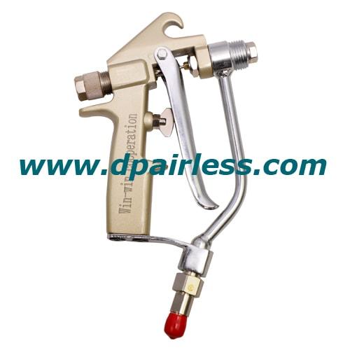 DP-6378(SPQ911) High Pressure Airless Spray Gun 500bar without tip or tip guard