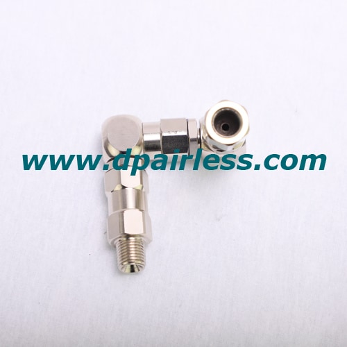 DP-637CZ Z Swivel Connector for Grease