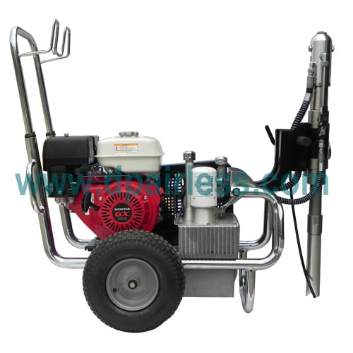 DP-9800G Professional Hydraulic Airless Sprayer