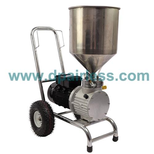 6.0L / min électrique airless pompe à membrane