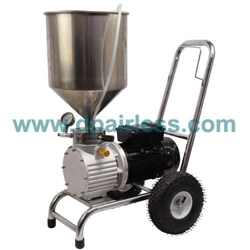 electric airless sprayer machine