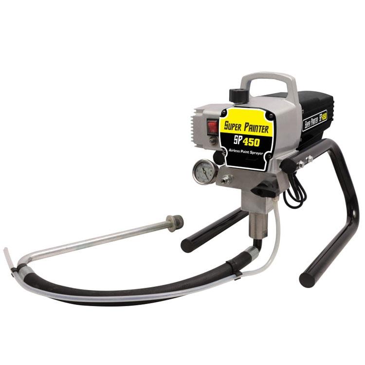 SP2100(SP-450) Most Cost-efficient Semi Professional Airless Paint Sprayer 1.8L/min