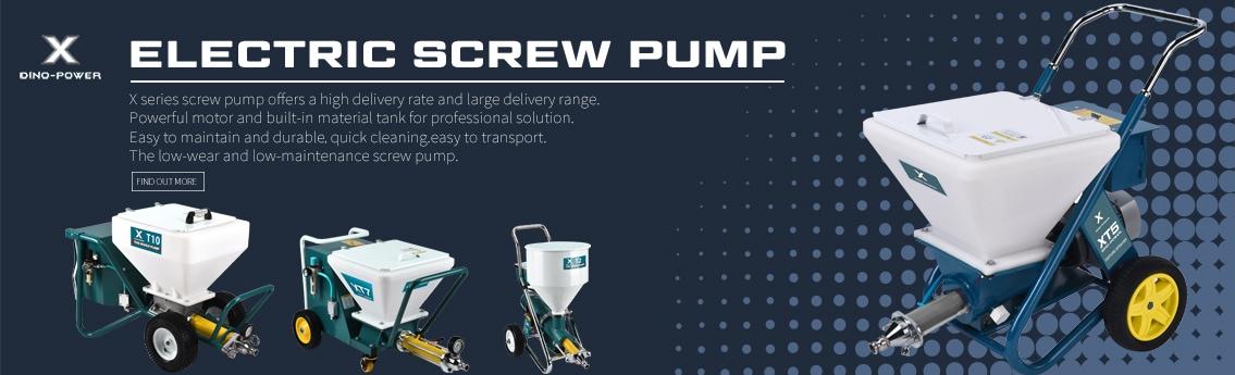 X series screw pump